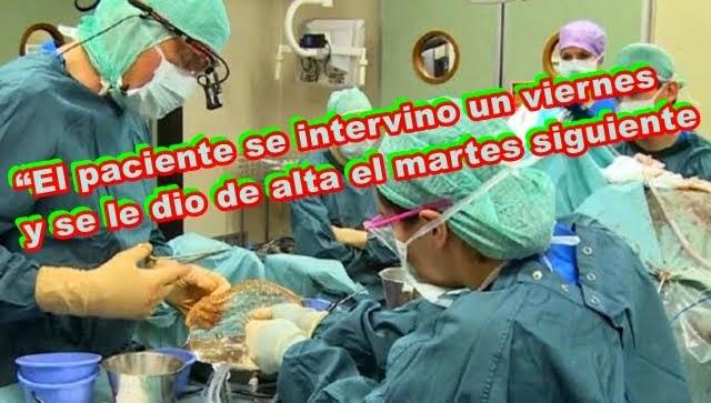 Colombia hace el primer implante craneal 3D en Latinoamérica