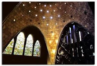Le palais Guell
