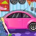 لعبة تنظيف السيارة - العاب بنات