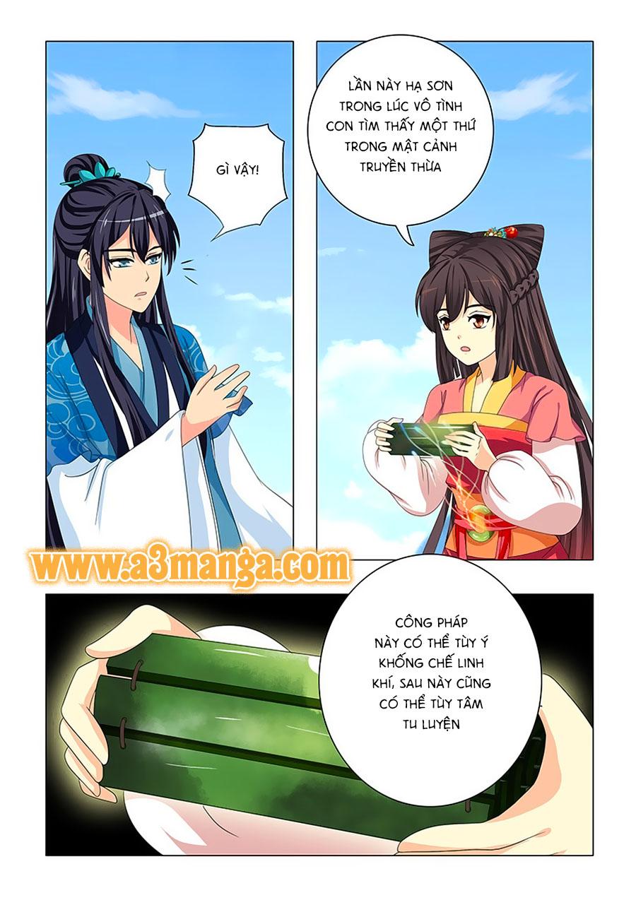 Đống Phù Đã Khai Quang Chapter 29 - Lhmanga.net