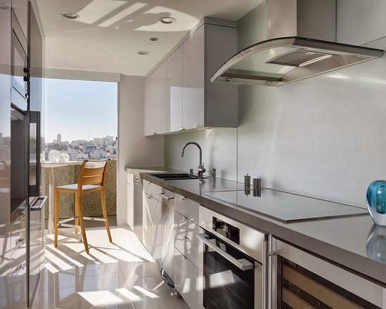 desain dapur kecil minimalis desain rumah minimalis