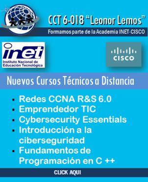 Academia INET-Cisco