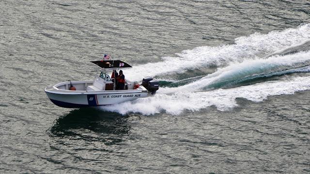 Miami Port US Cost Guard