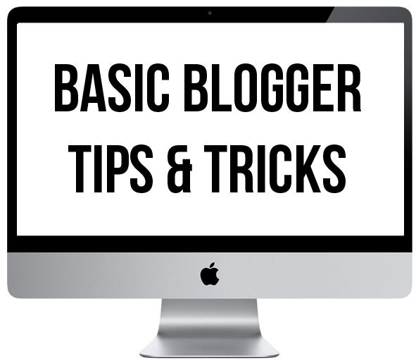 How To Back Up Your Blog Using Blogger