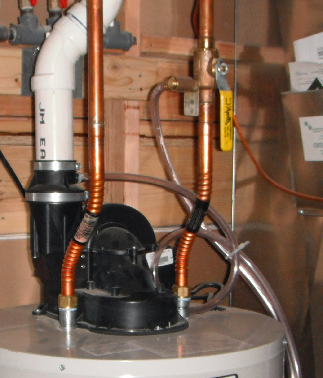 Hot water heater venting problems - Mon Water Heater Problems And What To Check