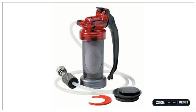 Micro Filter - MSR MiniWorks EX at SportChalet.com