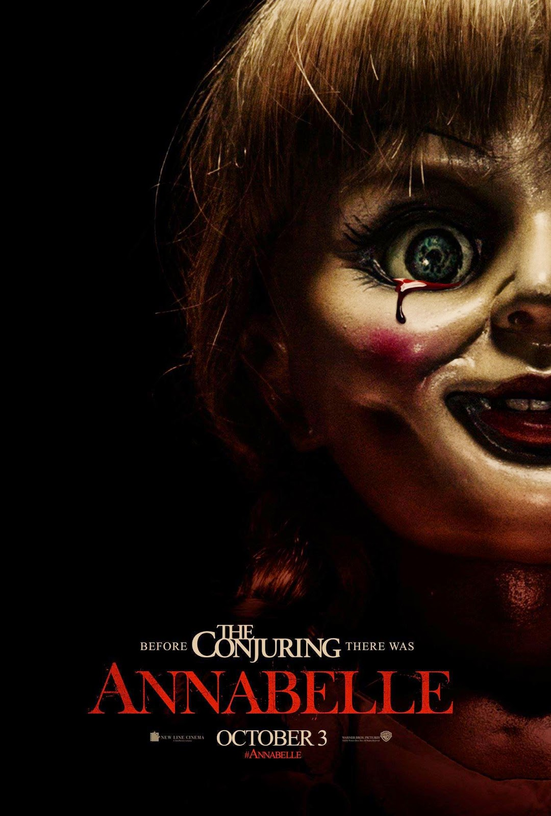 Annabelle 2014 Movie Poster