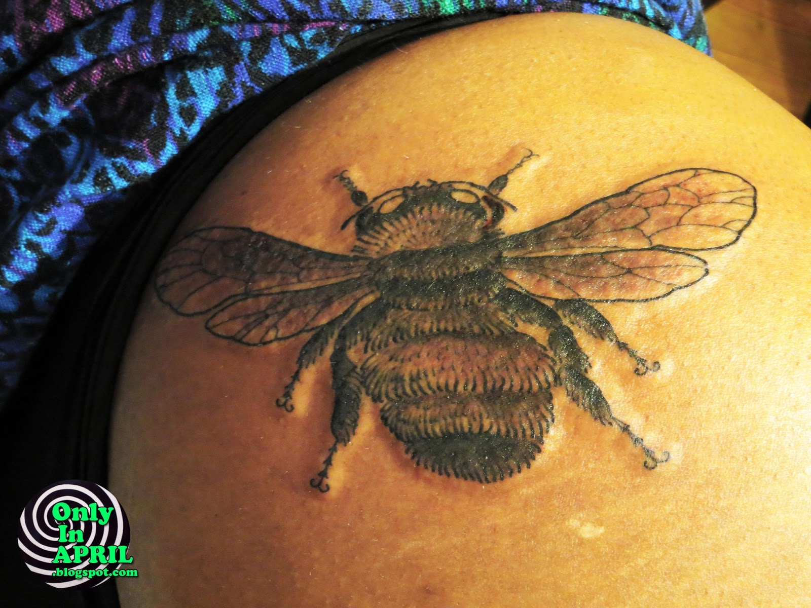 Bee+tattoojpg