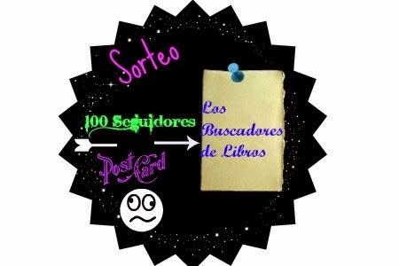 http://losbuscadoresdelibros.blogspot.com.es/2014/08/sorteo-100-seguidores.html?showComment=1409433475784#c4002956843258497185