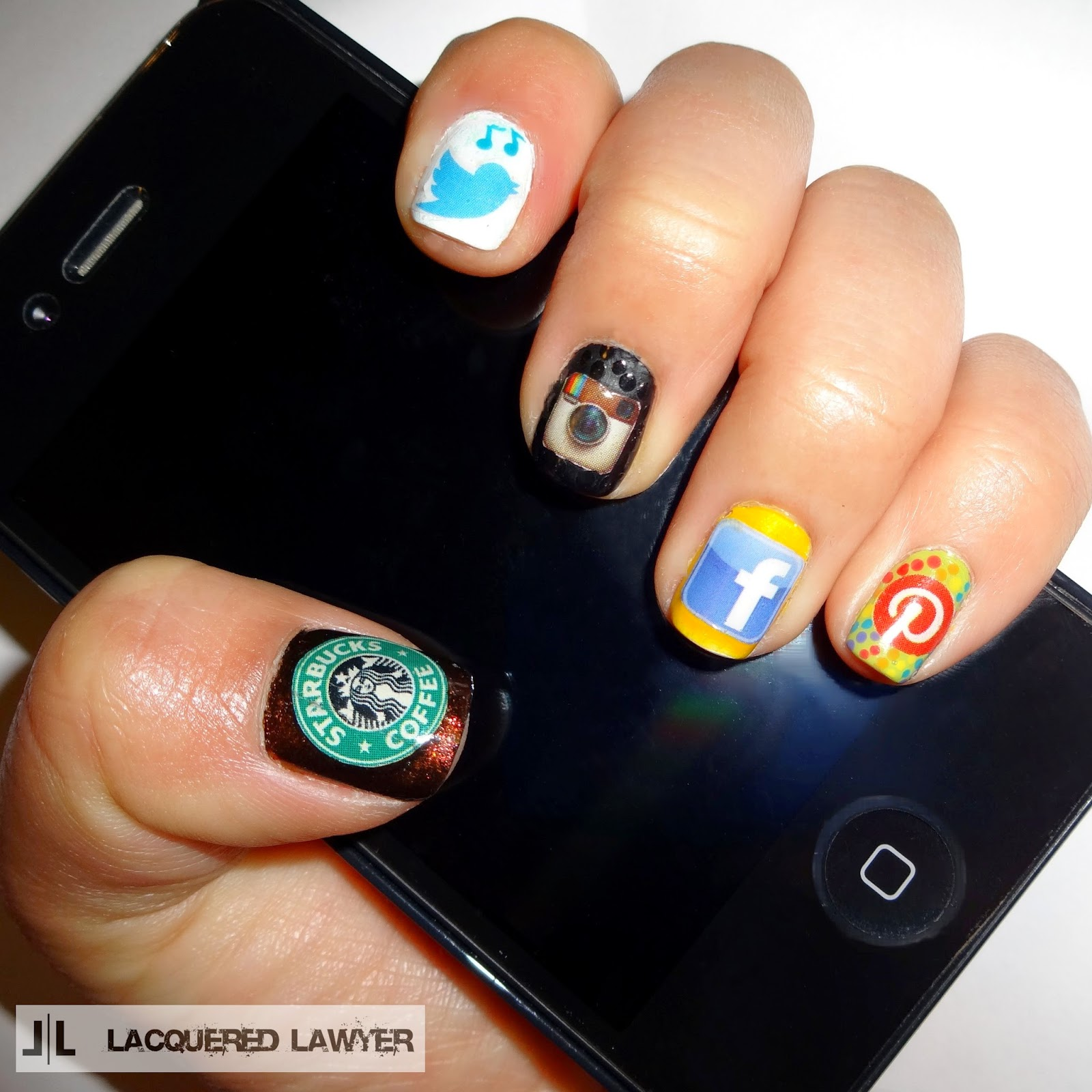 Lacquered Lawyer | Nail Art Blog: July 2014