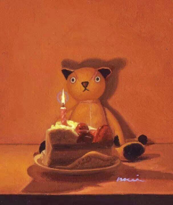 keigo nakamura candle & bear III