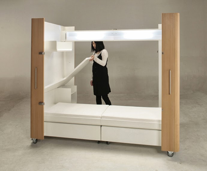 Space saving fold able furniture for Able furniture