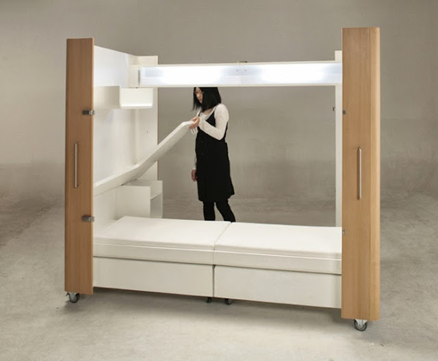 Space Saving Foldable Furnitures
