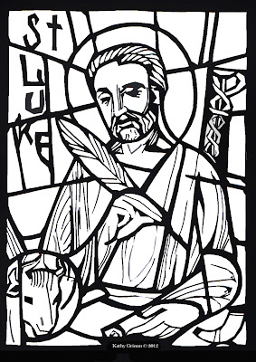luke 5 coloring pages - photo#34