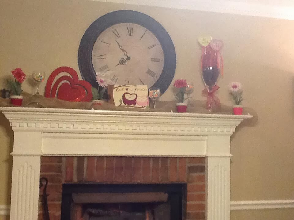 Lovely Mantel