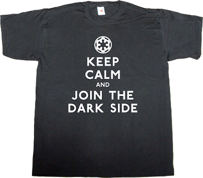 star wars fun t-shirt ephemeral-t-shirts