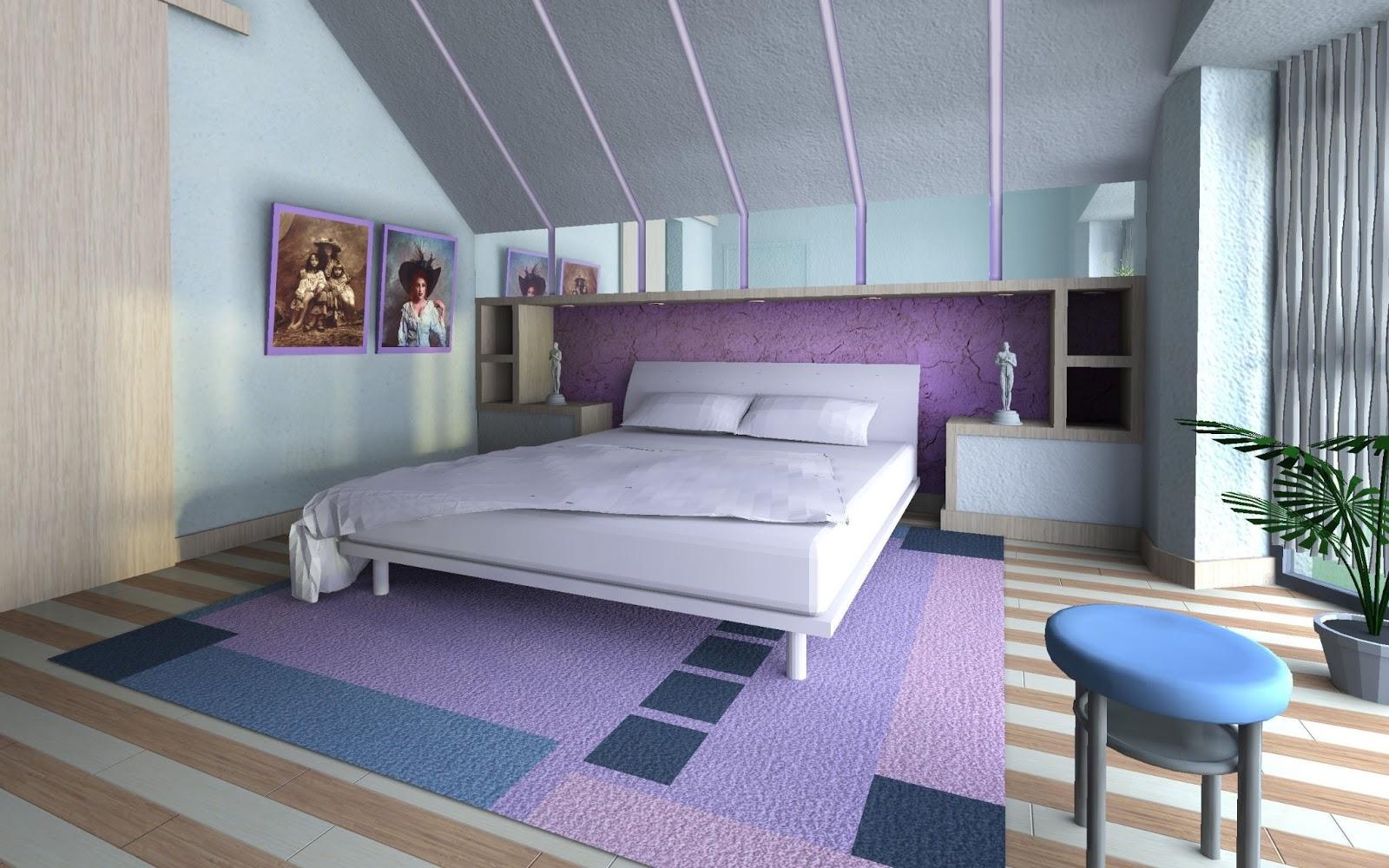 Salas y dormitorios dise o y decoraci n de interiores for Decoracion interiores dormitorios