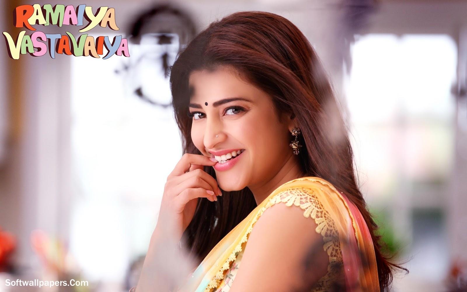 Shruti Haasan Bollywood Actress Hot Hd Wallpapers Soft