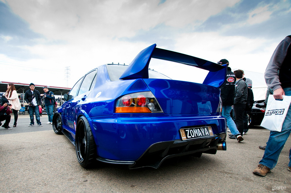 World Time Attack Challenge, WTAC, 2012, impreza