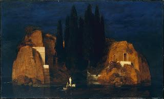 Arnold Böcklin, La isla de los muertos (1880)