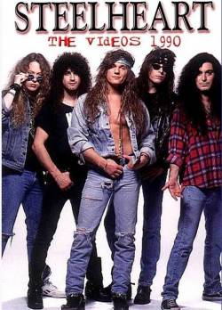 Steelheart+-+The+Videos+%25281990-1992%2