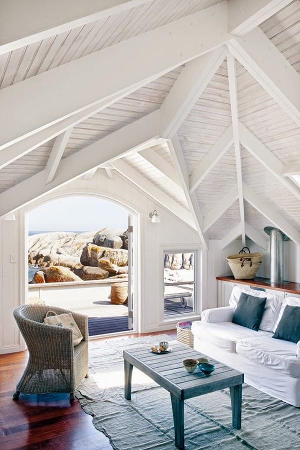 Casa en la playa en la costa de Sudáfrica1
