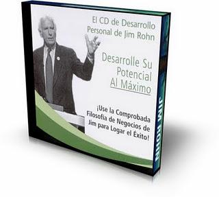 Desarrolle su Potencial Al Máximo - Jim Rohn