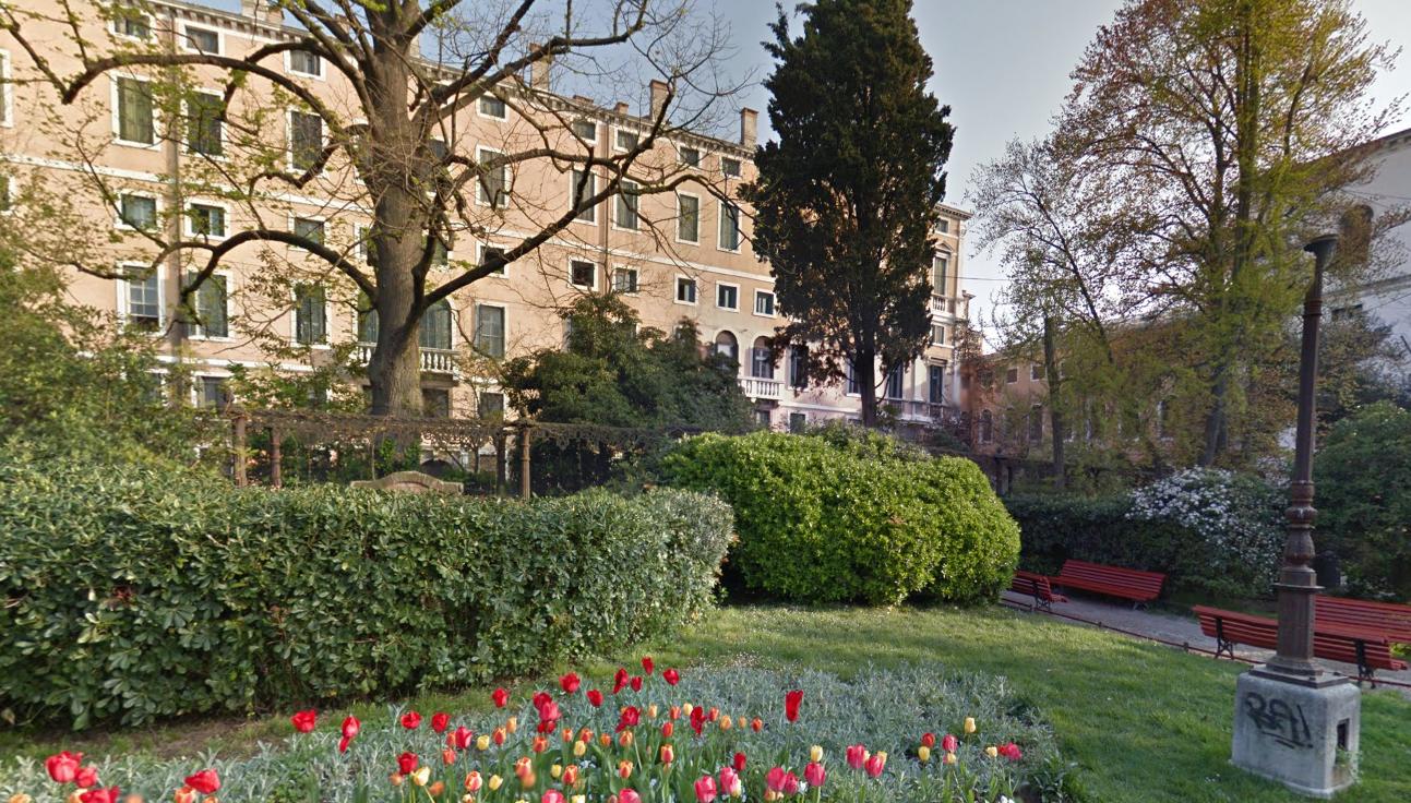 descubriendo ciudades los jardines de venecia un