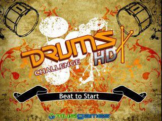 Game bermain drum Symbian^3 Anna Belle