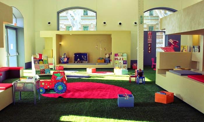 Bibliotecas para niños Madrid - La casa del lector para niños