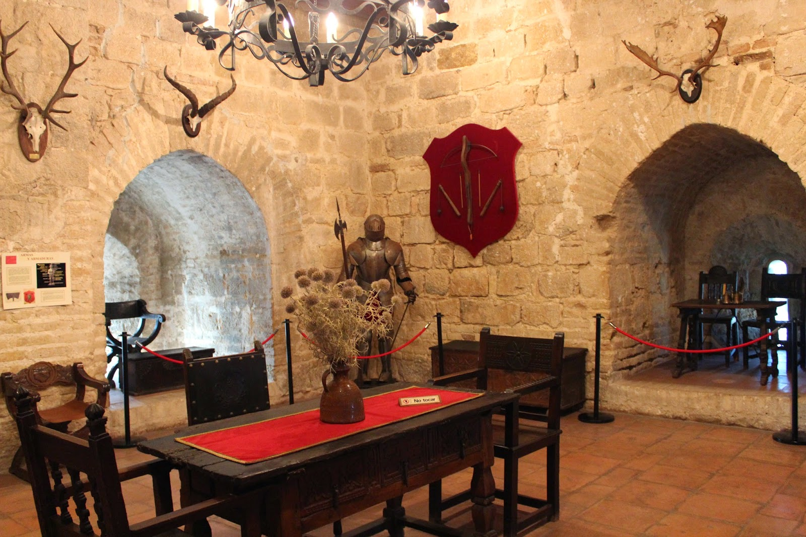 Torre del Homenaje. Castillo de Yedra en Cazorla