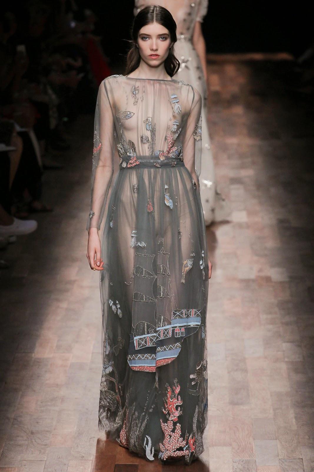 97 Valentino 2015 samling, våren sommaren 2016 Valentino klänning modeller, Valentino kväll klänning nya säsongen kvinnors kjolar modeller