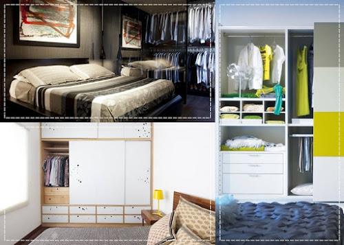 20 guarda roupas lindos para se inspirar e reproduzir em casa