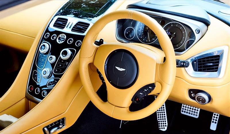 aston martin interior. interior mobil aston martin vanquish indonesia