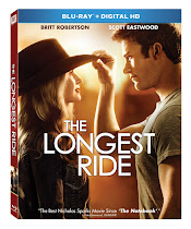 Giveaway - The Longest Ride on Blu-ray