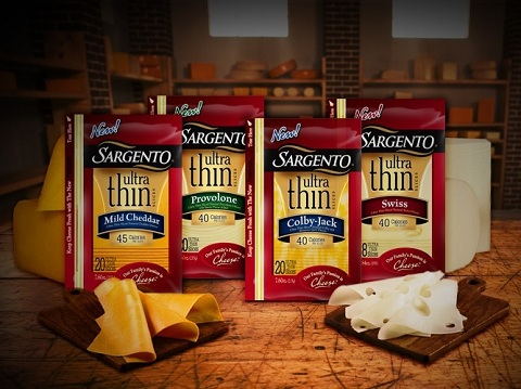 Sargento Ultra Thin Sliced Cheese