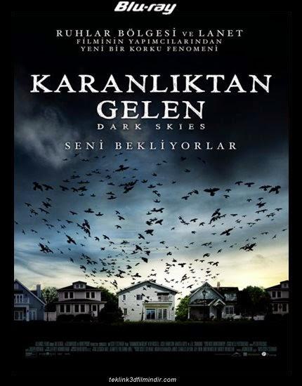 Karanlıktan Gelen - Dark Skies (2013) afis