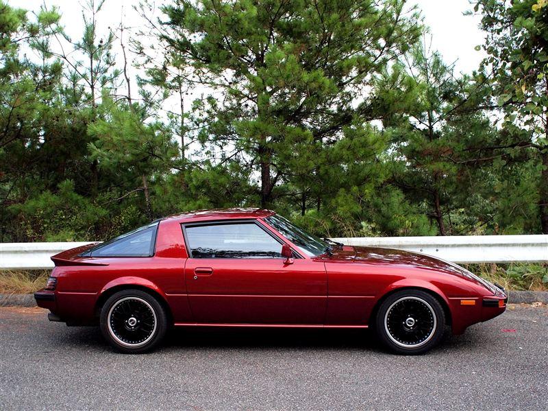 Mazda RX-7, FB, SA22C, rotary, auto z duszą, kultowy sportowy samochód