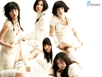 Wonder Girls HQ Wallpapers
