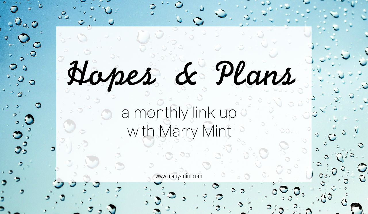 monthly link up