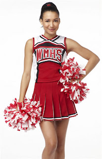 High School cheerleading uniforms from the hit TV series Glee