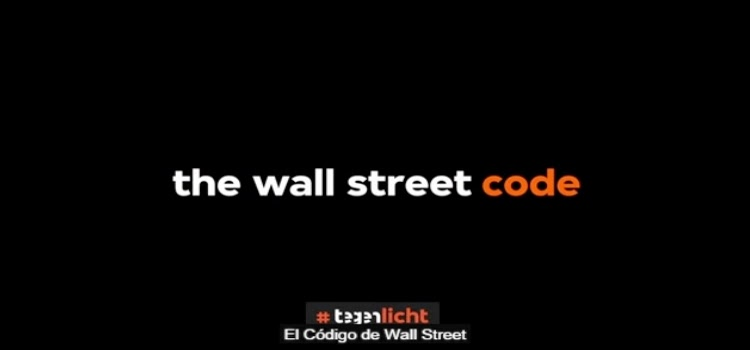 documental wall street code codigo algoritmo matematico blosa