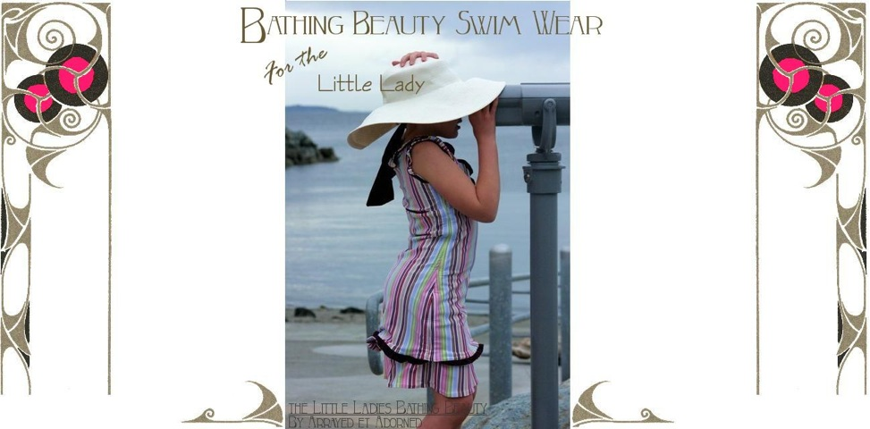 Bathing Beauty Modest Swim Wear