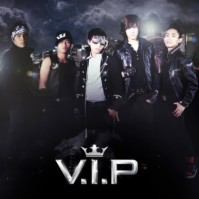 Moshi Moshi: Kumpulan VIP:Band Mpop Sebenar