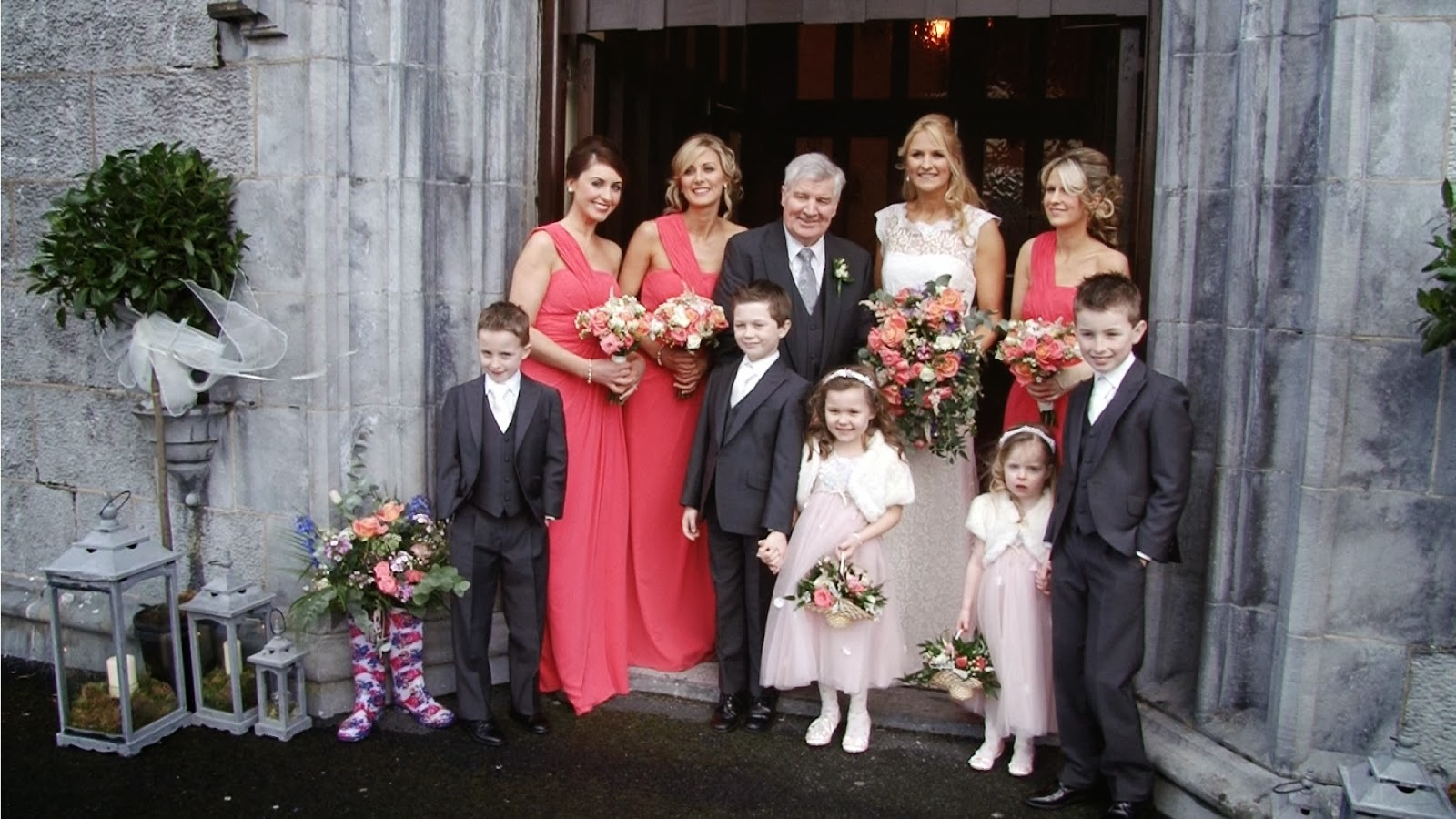 Anne gleeson wedding