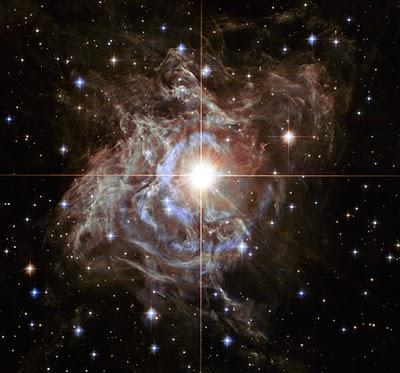 estrela variavel cefeida da Nasa - Astro Iniciantes