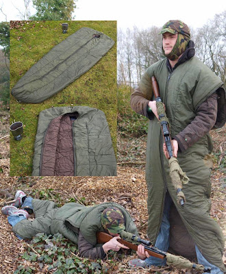 Most Creative Sleeping Bags and Unusual Sleeping Bag Designs (12) 4