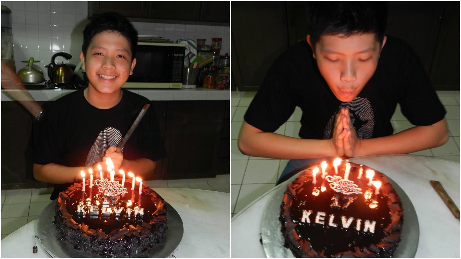 A Peppers Love Kelvin 17th Birthday Steamed Super Moist