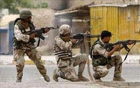 Iraq army bent on chasing Islamic State fighters out of al-Baghdadi