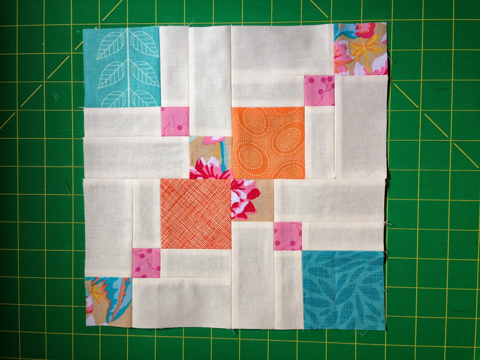 A Few Scraps: Double Disappearing Nine-Patch Improved Tutorial : double nine patch quilt - Adamdwight.com